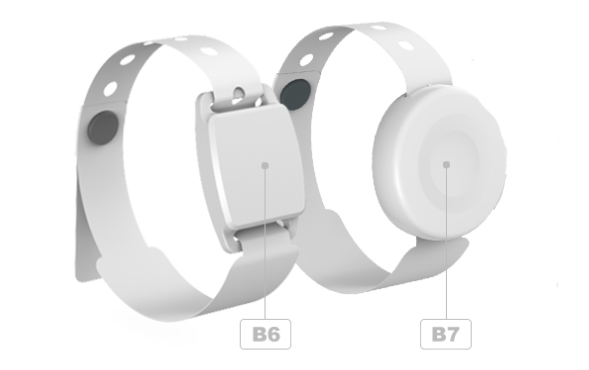 Minew announces CE and FDA approval for B6, B7 medical bracelet Beacons