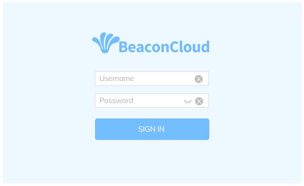 Start der überarbeiteten Minew BeaconCloud-Plattform