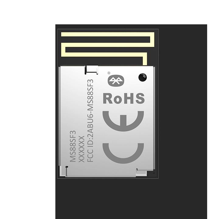 Bluetooth 5.0/5.1 low energy module