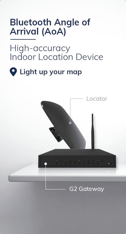 Bluetooth Angle of Arrival (AoA)