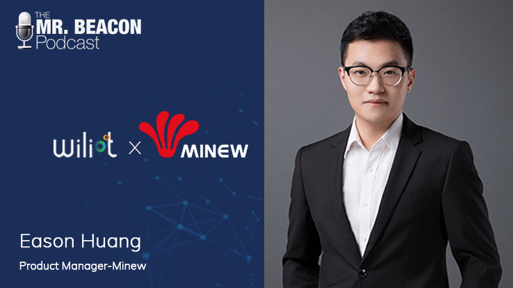 Minew Product Manager Eason
